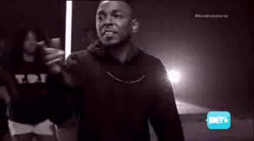 Kendrick's Verse BET Hip Hop Awards Cypher 2013