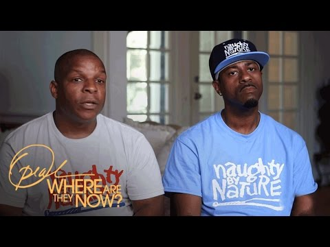 Why Naughty by Nature Didn't Break Up Even Though They Didn't Like Each Other.