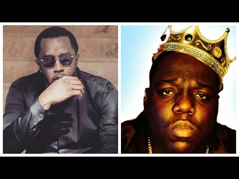 Diddy remembers The Notorious B.I.G