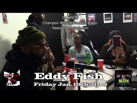 Eddy Fish interview